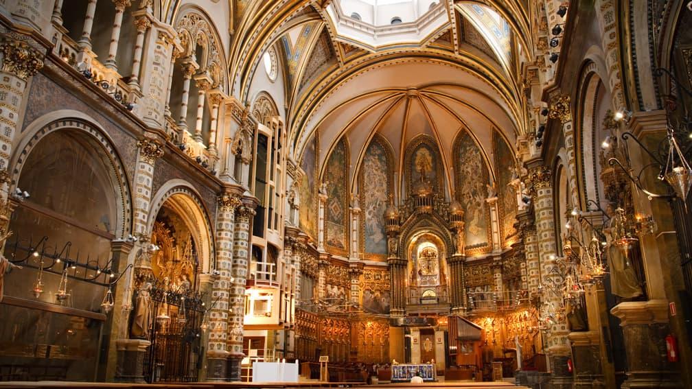 barcelona-monistrol-de-montserrat-monasterio-de-montserrat