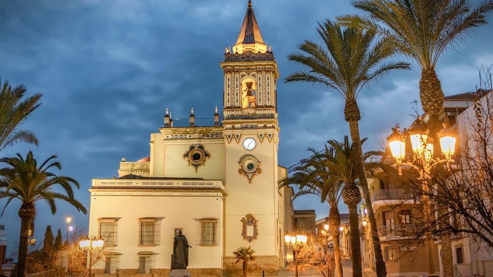 Catedral de la Merced y otras 4 iglesias