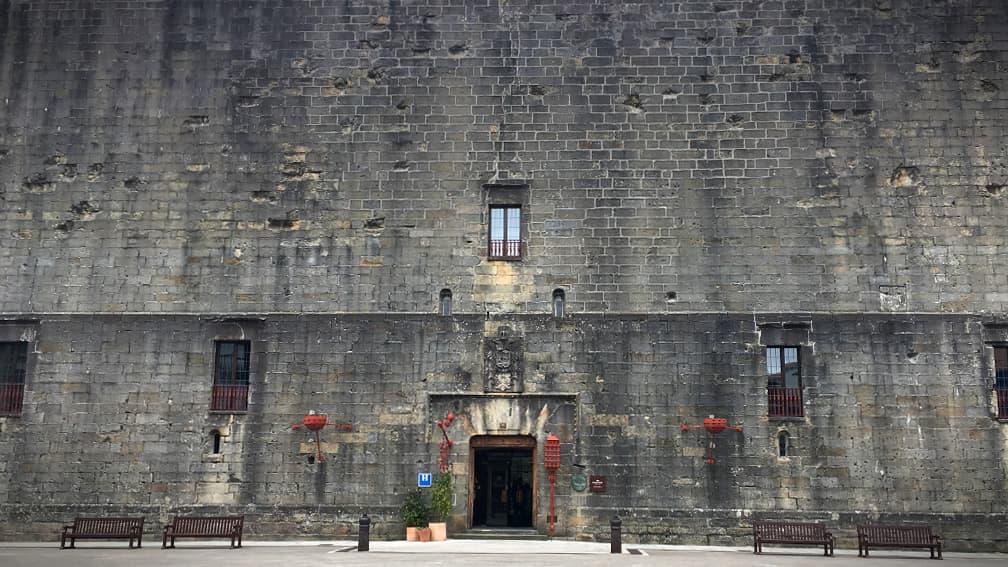 castillo-carlos-v
